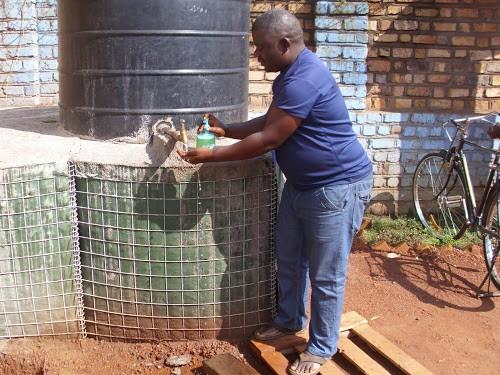 Goma : des dispositifs de prévention contre Ebola seront placés dans 30 points de ramassage des écoliers