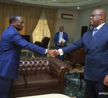 Kasongo Mwema : «Il n'y a pas de raisons pour que le chef de l'État bloque la sortie du gouvernement»