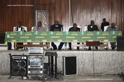 Kinshasa pour l'ECC la permutation des bourgmestres est irreguliere - Kinshasa : pour l'ECC, la permutation des bourgmestres est irrégulière et inconstitutionnelle