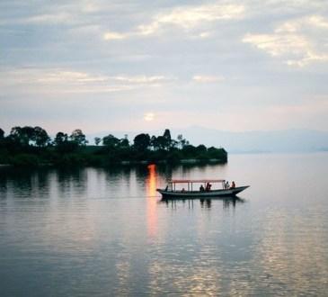 L'eau du lac Kivu cruciale dans la lutte contre Ebola à Goma
