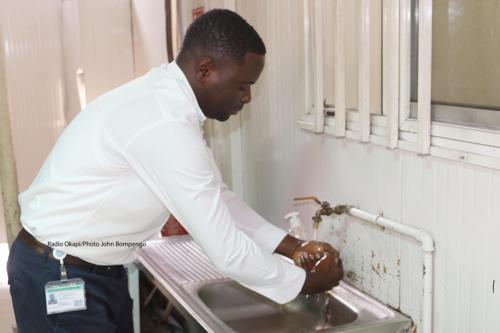 Le RACOJ sensibilise les habitants de Kalemie contre Ebola