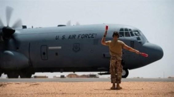 L'US Air Force au Niger.