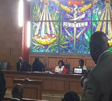 Gabon : Paulette Ayo Mba suspendue