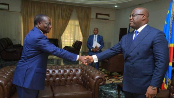 RDC : Motion de défiance du gouvernement, on recommence ce mercredi