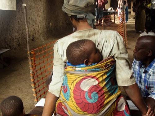 RDC : l'OMS appelle à mobiliser plus de moyens pour stopper l'extension de la rougeole