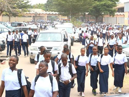 RDC : les responsables d'écoles appelés à privilégier le savoir et non l'argent