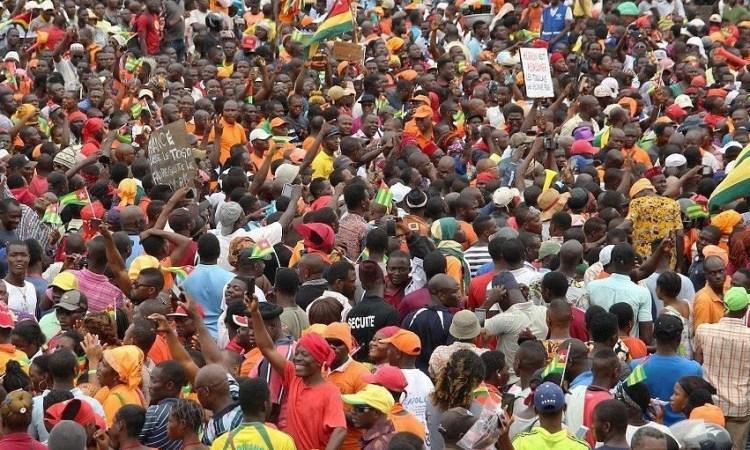 Togo : Restriction aux manifestations publiques