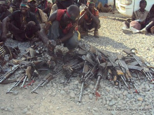 Walikale : la société civile salue la reddition des Maï- Maï Raia Mutomboki