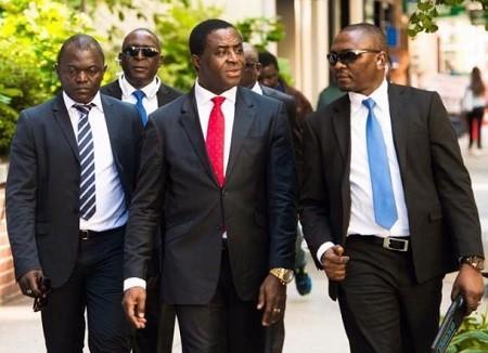 Peine de mort et prison à vie pour le séparatiste anglophone Julius Ayuk Tabe