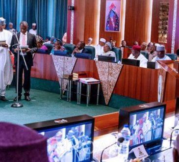 NOUVEAU GOUVERNEMENT NIGERIAN:Quand Buhari veut faire du neuf avec du vieux