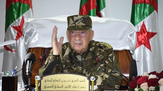 Algérie: l'armée appelle à «accélérer» l'organisation de la présidentielle