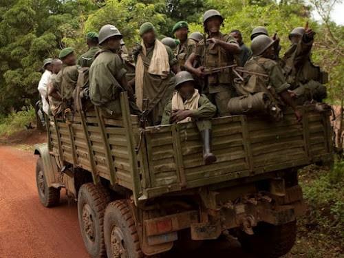 Beni : accusée d'exactions sur les civils, l'armée annonce des mesures contre les soldats indisciplinés