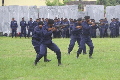 Beni les policiers appeles a collaborer avec la population - Beni : les policiers appelés à collaborer avec la population