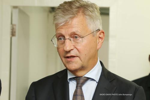 Jean Pierre Lacroix favorable a une consolidation de la paix au - Jean-Pierre Lacroix favorable à une consolidation de la paix au Sud-Kivu