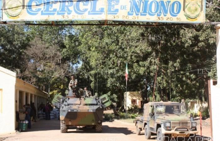 Niono : Une foule en furie a lynché le commissaire de la ville et saccagé le commissariat