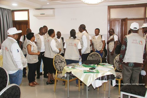 RDC : l'UA forme 20 volontaires pour renforcer les opérations de lutte contre Ebola