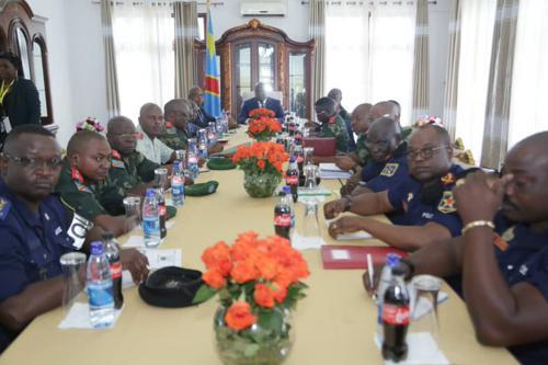 Bukavu : des mesures pour restaurer la sécurité dans l'Est de la RDC