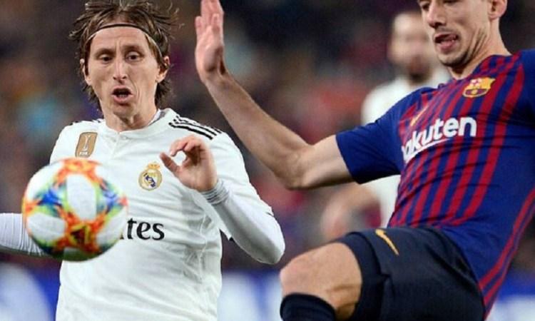 Espagne : Le Clasico entre le Barça et le Real Madrid reporté
