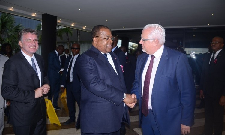 Gabon-France : On parle affaires