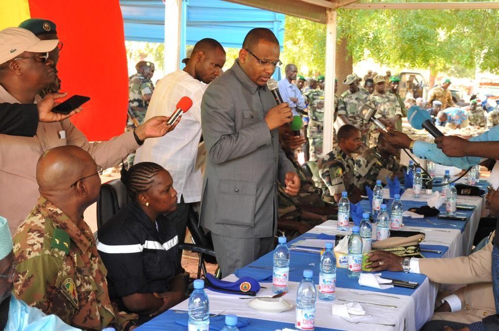 Gestion de la crise dans la Région de Mopti : Le premier ministre lance le comité régional du Cadre politique