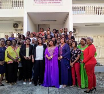 Formation politique : Les femmes Socio-démocrates formées sur l'engagement politique et ses aléas.