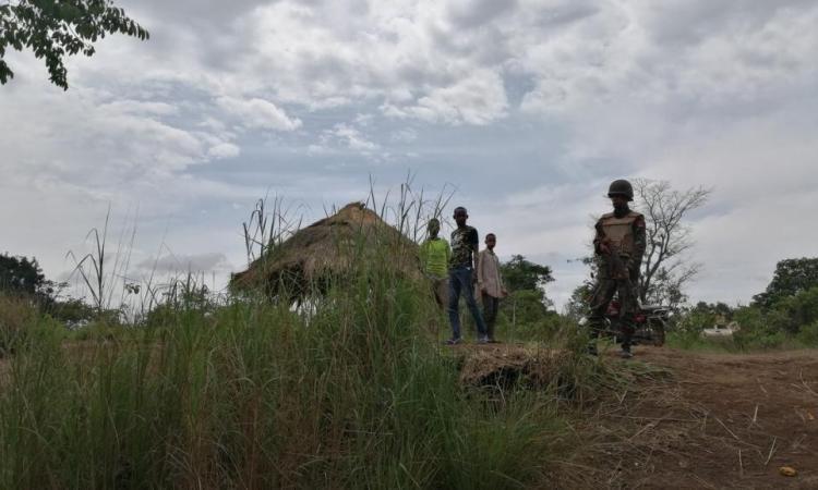RAPPORT SUR LES EXACTIONS CONTRE DES CIVILS EN RCA ET RDC