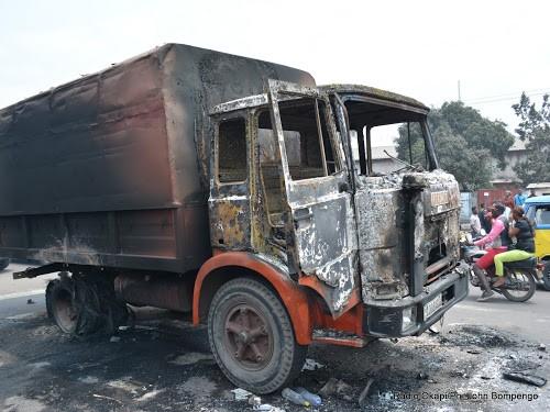 RDC : environ 30 morts dans un accident de circulation à Mbanza Ngungu