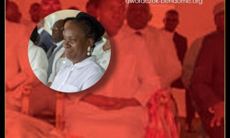 GABON : Pascaline Mferri Bongo n'est plus Haut représentant personnel du Chef de l'Etat Ali BONGO