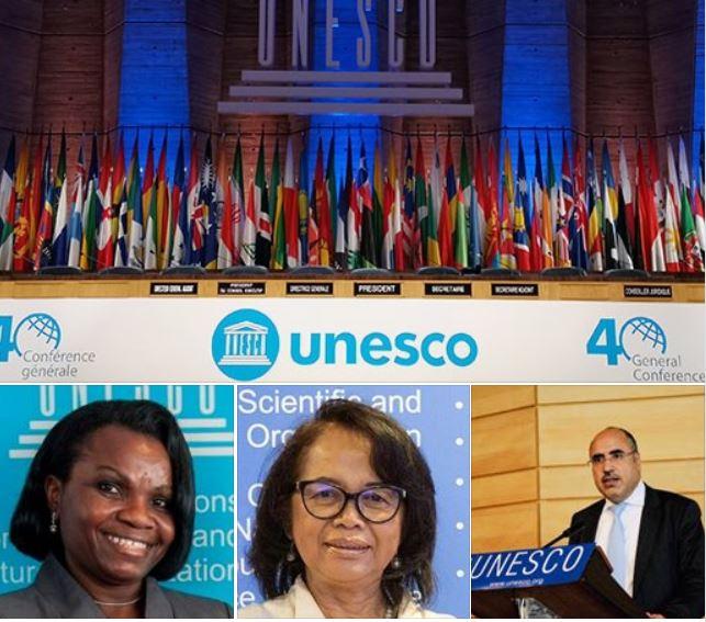 UNESCO: 40e session de la Conférence générale, table ronde sur les Jeux et Sports Traditionnels (JST) Africains