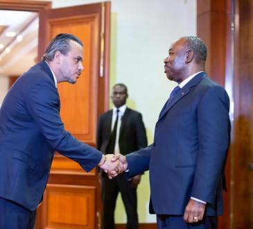 Gabon/Politique : Audience solennelle de prestation de serment du 4ème gouvernement Julien Nkoghé Békalé