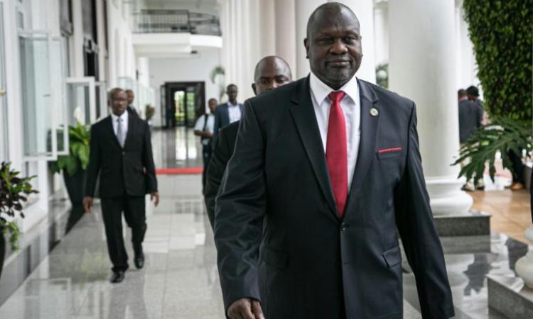 Soudan du Sud: rencontre Kiir-Machar en Ouganda en vue de la formation d'un gouvernement