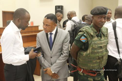 Affaire Dolly Makambo : la Haute Cour militaire recourt à l'expertise de compagnies cellulaires
