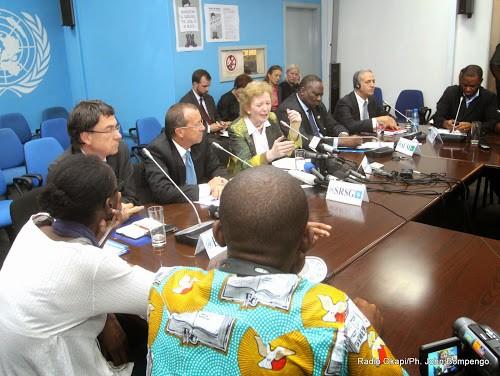 Beni : la protection des civiles au menu des échanges entre la MONUSCO et les acteurs étatiques