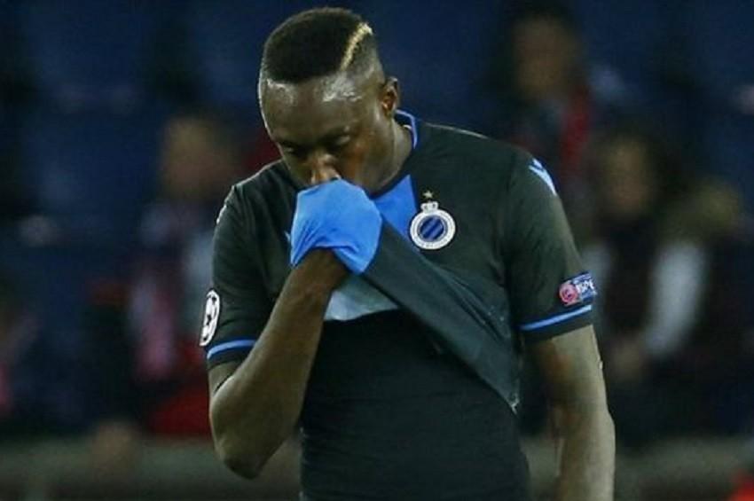 Club Bruges : Mbaye Diagne puni pour avoir raté un penalty