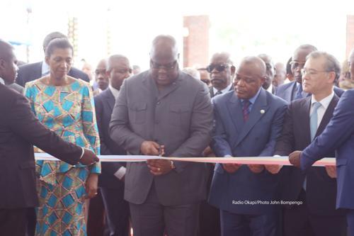Kinshasa : Félix Tshisekedi inaugure la Musée national de la RDC