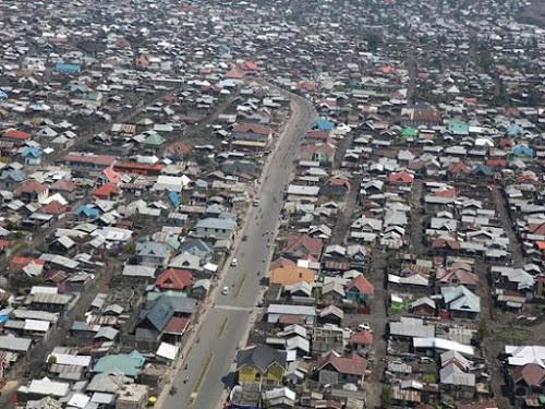 Nord-Kivu : des dégâts énormes après l'incendie du marché central de Goma
