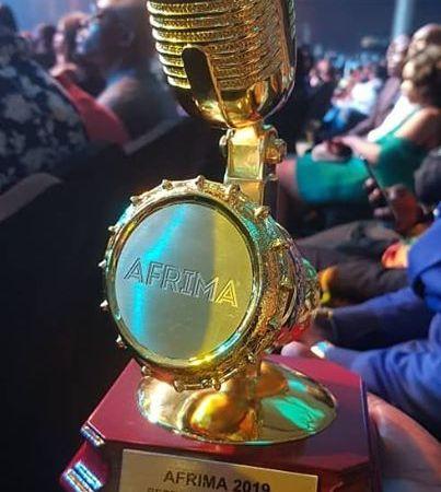 Shan'L la Kinda : Meilleure artiste d'Afrique centrale lors de la 6e édition des All Africa Music Awards à Lagos !