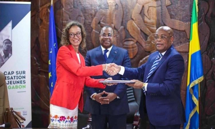 Autonomisation des jeunes : Le Gabon et l'Union européenne en synergie