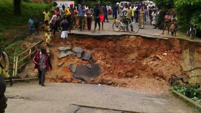 Burundi: au moins 38 morts dans des glissements de terrain