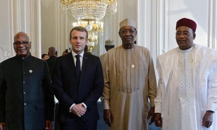 Chefs dEtqt G5 - Conflit au Sahel: l'invitation de Macron à cinq présidents africains passe mal