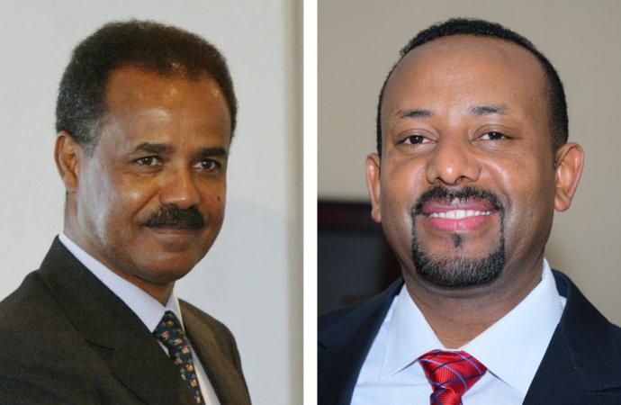 Éthiopie: Abiy Ahmed espère rencontrer «bientôt» l'Erythréen Issaias