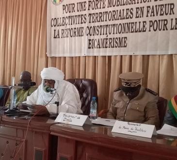 Koulikoro : La réforme constitutionnelle et la mise en œuvre de l'Accord pour la Paix et la Réconciliation en débats