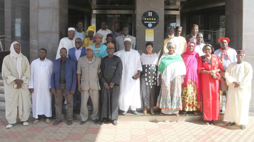 Non-violence et cohésion socialeau Mali : L'Institut électoral pour une démocratie durable en Afrique initie des espaces d'échanges