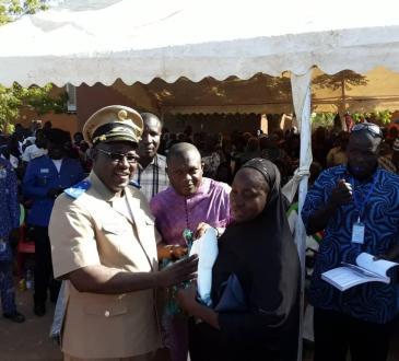 San : Lancement de la distribution gratuite des moustiquaires Imprégnées d'insecticide