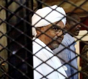 Soudan : Omar el-Béchir écope de 2 ans de prison