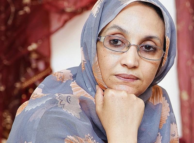 La «Gandhi du Sahara occidental» met en garde contre le risque de guerre