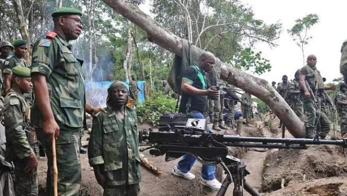 RDC: 71 rebelles hutus rwandais et 1.471 de leurs proches rapatriés au Rwanda