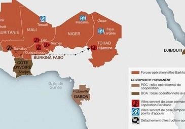 Les armées étrangères en Afrique: vers une compétition stratégique (photos)