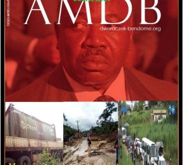 Gabon : Route nationale impraticable au pays du 2e président le plus riche d'Afrique