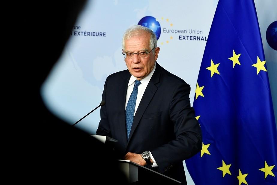 6cecdcd2 3183 11ea 82bb 0eda3a42da3c - L'UE dénonce «l'ingérence» de la Turquie dans le conflit en Libye